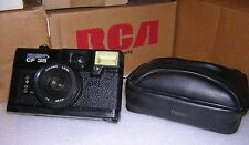 "VINTAGE ""35mm"" DIRAMIC (Zenit) CF 35 1/4 1:3.8/38 38mm CAMERA and Case As Is"
