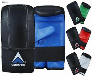 Aamron® Punching Bag Mitts Boxing Muay Thai Training Double End Speedball BMC101