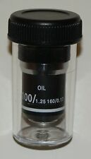 Achromatic Objective 100 x /1,25 Oil VWR / VisiScope 630-1633 / OBJ143