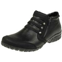 Rieker Antistress Damen Schuhe Stiefel Stiefelette Boots L4678-00 schwarz