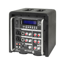 Audiopipe Compact Powerful  Amplifier 600 Watts Bluetooth (QB-1000BT )