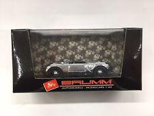 1:43 BRUMM PORSCHE 550 RS (1954) 21A BORSA DI VERONA 28 OTTOBRE 1995