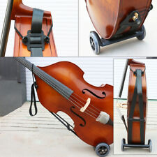Double Bass Wheel Alternative Upright Double Bass Cart  Trolley Transport tool