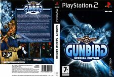Gunbird Special Edition PS2 SEALED NEW!