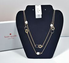 Kate Spade 'Ipanema Tile' Mixed Scatter Necklace $68