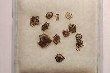 *** Schönes Lot Barite – Scheibchen, sehr seltenes Mineral ***
