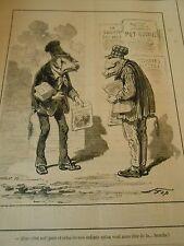 Typo 1882 Le Journal de la Mer Pot Bouille Cochons