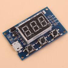 Dual Channel PWM Pulse Square Wave Signal Generator Module 1Hz-150KHz 8-30mA