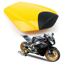Rear Seat Cover cowl For Honda CBR 1000 RR 2008-2016 Yellow/A5