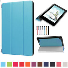 For Amazon Kindle Fire 7 HD 8 10 2017 Tablet Case Flip Thin Leather Stand Cover