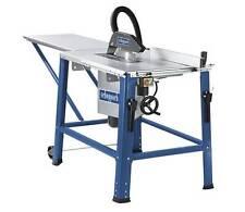 Tischkreissäge HS120o scheppach - 230V 50Hz 2200W nur 219€ statt UVP 329€