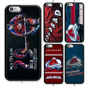 Colorado Avalanche NHL Case Cover For Samsung Galaxy 20 / Apple iPhone 12 iPod