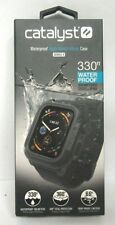 Catalyst Protective Waterproof Case for Apple Watch Series 4 (44mm) - Black