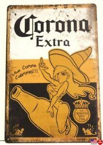 3x5 Flag 3 x 5 Banner Corona Beer Mexican Cerveza Party Dorm Man Cave Bar USA