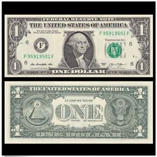 USA 1 Dollar 2013 (UNC) 全新 美国 1美元 F40029428N