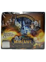 2006 World Of Warcraft Upper Deck Factory Sealed Booster Box Classic WoW TCG