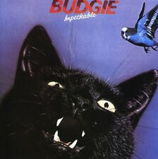 Impeckable - Budgie (2010, CD NUOVO)