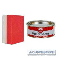 Rotweiss pâte à polir VERNIS 200ml 1100+ professionnel éponge polissage MANUEL