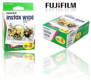 FUJIFILM Instax Wide Film für FUJI Instax 210 Kamera für 40 Aufnahmen!!