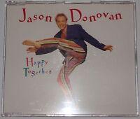 JASON DONOVAN CD MAXI HAPPY TOGETHER (PWL ) 1991