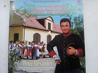 "12"" Peter Alexander - Aus Böhmen kommt die Musik"