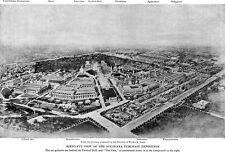 St. Louis World's Fair EXPOSITION Bird's-Eye View ATTRACTIVE FEATURES 1904