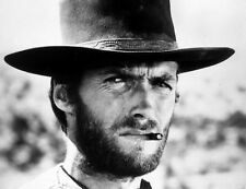 Clint Eastwood The Good Bad Ugly Glossy 8 x 10 Photo