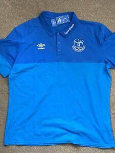 Mens Everton training top bundle