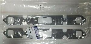 Evinrude Johnson 3852468 Exhaust Manifold to Head Gasket OEM, Set of 2