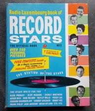 RADIO LUXEMBOURG BOOK OF RECORD STARS NO.2 ELVIS PRESLEY THE BEATLES BILLY FURY