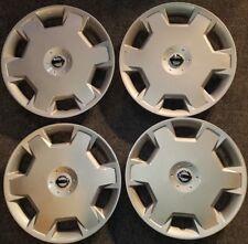 "NEW SET 2007 2008 2009 2010 Fits Nissan Versa / Cube 15"" Hubcap Rim Wheel Cover*"