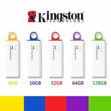 Pendrive USB 3.0 Kingston Chiavetta 8 GB Memoria Dtig4 Pen Drive