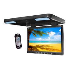 "NEW Tview 15.4"" Flip Down Monitor with built in DVD IR/FM trans Black T154DVFDBK"