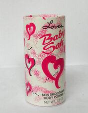 Love's Baby Soft Skin Smoothing Body Powder 1.5oz. by MEM