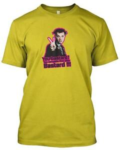 The Young Ones 'YOU COMPLETE AND UTTER' Rick Retro Slogan T.v Funny punk T Shirt