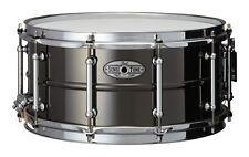 Pearl 14x6.5 Beaded Brass SensiTone Snare Drum - Video Demo