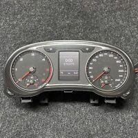 Original Audi A1 8X TDI 75km Tacho Kombiinstrument MFA Cluster 8X0920930A Diesel