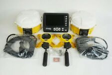 Trimble Dual Ms980 47950 00 Gcs900 Gps Gnss Receiver Cb430 50270 10 Kit