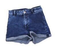 Womens H&M Blue Denim Shorts Size 10/L1
