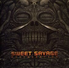 Regeneration - Sweet Savage (2011, CD NEUF)