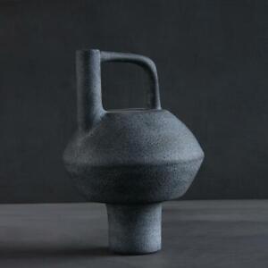 Brock Jug Vase Stoneware 34 x 24 x 24 cm Kitchen Lounge Bohemian