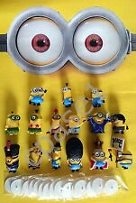 Minions – COMPLETE SET 15 figures – a Movie Exclusive Surprise Blind Bag Figure