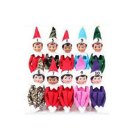 Xmas Christmas Tree Hanging Decor Snowman Santa Claus Ornaments Decor