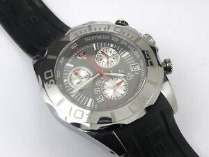 Swiss Legend Tungsten Pro Chronograph Tungsten Divers Watch - 100m