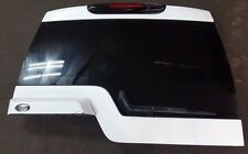 LAND ROVER DISCOVERY 4 UPPER BOOTLID TAILGATE DOOR REAR GLASS SCREEN WHITE