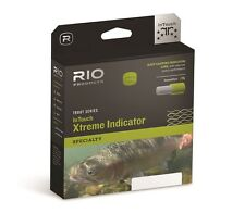Rio InTouch Xtreme Indicator Fly Line - Wf7F - Color Orange/Moss/Yellow - New