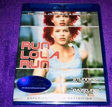 Run Lola Run Blu-ray (2008) New, Factory Sealed Fast Ship