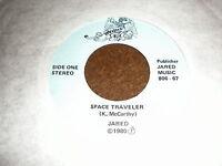Jared 45 Space Traveler VARULVEN