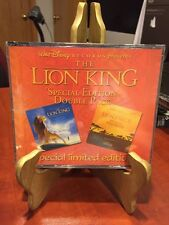 The Lion King/The Lion King 2: Return to Pride Rock, (2 CD Box Set, 2000) New