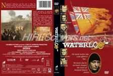 WATERLOO a widescreen presentation Zone 2 NEW DVD FREE POST mmoetwil@hotmail.com